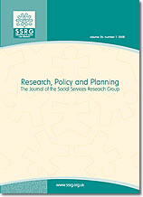 Research writing services group (ssrg)